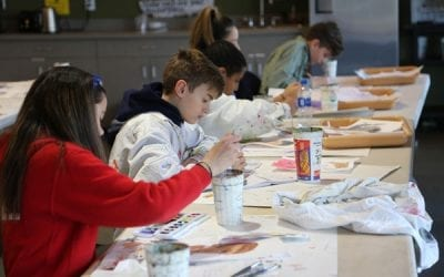 Art Education: A Cornerstone of Holistic Learning at NCA