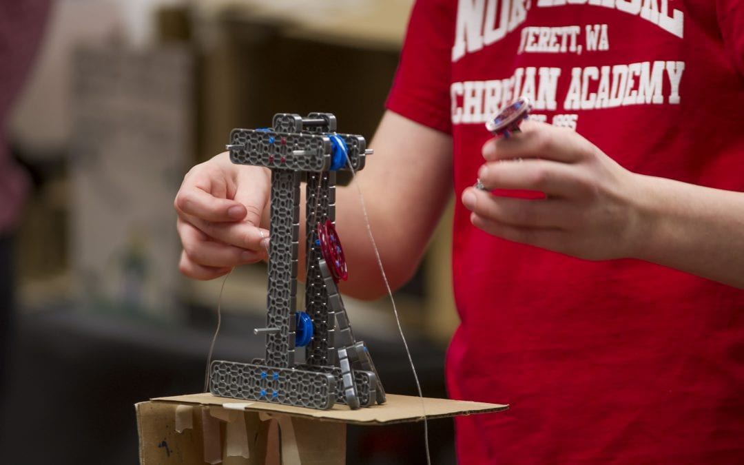 What Does STEM Education Look Like in a Blue Ribbon Award-Winning Private School?
