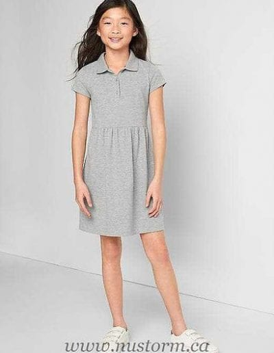 Short sleeve polo dresses