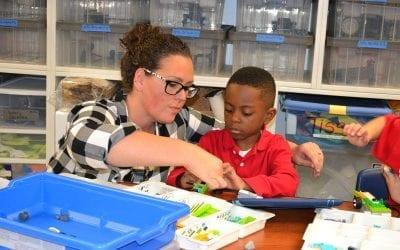Engineering in Kindergarten?